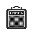Amplifier Icon vector image vector image