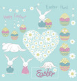 easter15-doodle vector image