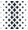 halftone abstract black background vector image