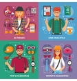 Stylish People Concept vector image vector image