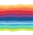 Abstract rainbow seamless background vector image