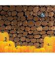 Dark dungeon Halloween background