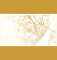 volgograd russia city map in retro style vector image vector image