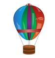 Air ball vector image vector image