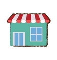 internet store shopping vector image vector image