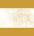 yekaterinburg russia city map in retro style vector image vector image