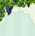 cut vine strip vector image