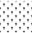 roll brush pattern seamless vector image vector image
