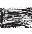 Grunge background brush strokes of black paint