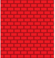 repeatable brickwall texture or pattern vector image