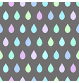 Cool Rain Light Gray Background vector image