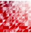 Abstract geometric shape from gray vector image vector image