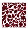 almond background bio pattern organic nut vector image vector image