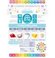 cyanocobalamin vitamin b12 rich food icons vector image vector image