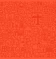 house line tile pattern vector image