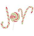 Candy Joy Word vector image vector image
