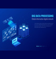 Isometric big data processing global information