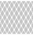 seamless japanese pattern shoji kumiko in black vector image vector image
