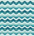 water seamless pattern with grunge effect vector image vector image