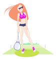 active sport vector image vector image