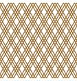 seamless japanese pattern shoji kumiko in light vector image