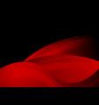 Dark red abstract elegant wavy background