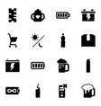 full icons vector image vector image