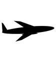 Plane icon vector image vector image