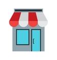 Shop Mall vector image