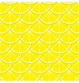 bright lemon slices seamless pattern vector image vector image