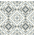 diagonal striped seamless pattern in retro colors vector image