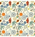 Seamless sport pattern vector image vector image