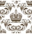 decorative imperial design vector image vector image