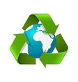 Environment day concept Realistic vector image vector image