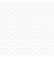 simple seamless dotted pattern polka dot vector image vector image
