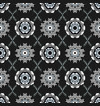trendy print beautiful pattern for decoration and vector image