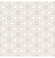 Delicate Seamless Pattern in Arabian style vector image vector image