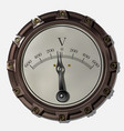measuring device vector image