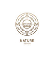 pattern nature vector image