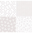 Seamless background patterns in stone and white