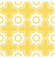 morocco seamless design pattern vector image vector image