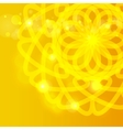 Sun Ornament vector image