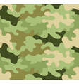 Camouflage seamless pattern background vector image