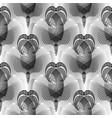 greek key meanders halftone seamless pattern vector image vector image