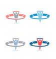 sport-fan-logo vector image vector image