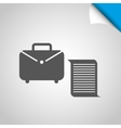 business documents design vector image vector image