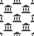 tribunal seamless pattern vector image