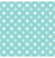 Seamless polka dot pattern in retro style vector image vector image