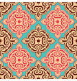 Seamless abstraction orient style vector image