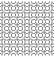 tile black white pattern for seamless wallpaper vector image vector image